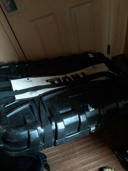 Thule Bike Case Box $200.00