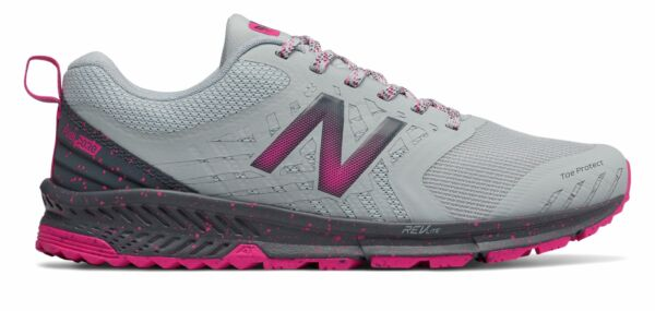 New Balance Women#x27;s FuelCore NITREL Trail Shoes Grey with Grey
