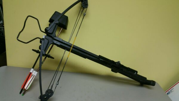 Horton Super Mag Crossbow With Quiver Arrows and Scope