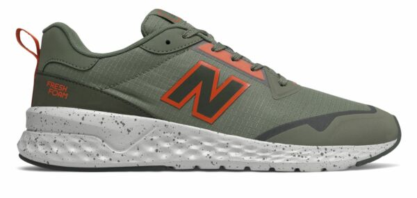 New Balance Men#x27;s Fresh Foam 515 Sport v2 Shoes Green with Brown amp; Green $34.88
