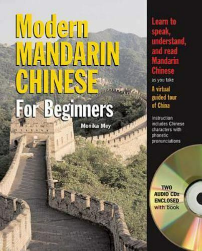 Modern Mandarin Chinese for Beginners: with Online Audio by Monika Mey $4.64