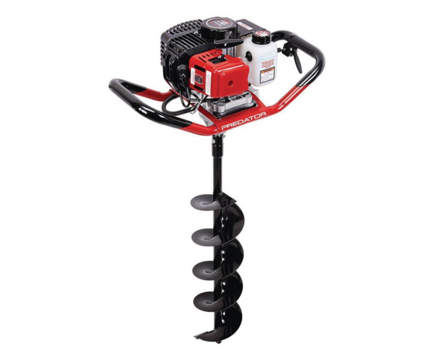 PREDATOR Gas Powered Earth Auger NEW