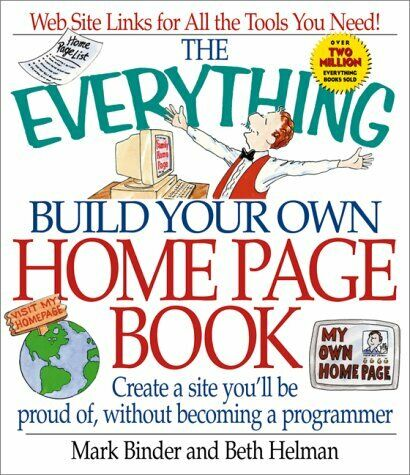 Everything Build Own Homepage Everything Series