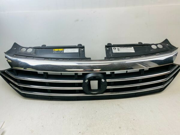 19 2019 20 2020 Volkswagen VW Jetta front Grille Grill 17a853653 OEM