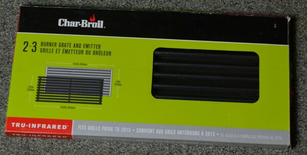 Char Broil Tru Infrared Replacement Grate and Emitter for 2 3 Burner...