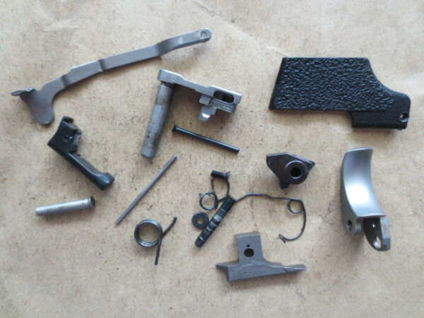 Kahr P40 Stainless Small Parts 40cal