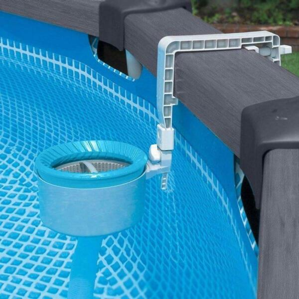 Intex 28000 Deluxe Wall Mount Surface Skimmer for Above Ground Pools 28000E $34.94