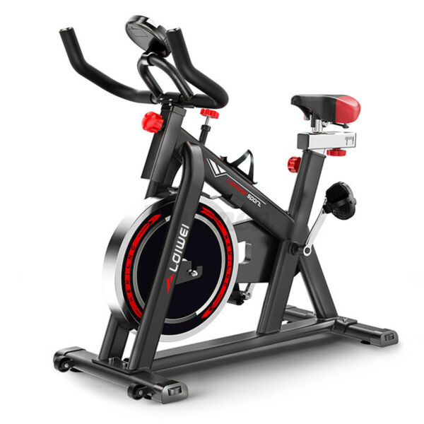 Bicycle Cycling Fitness Exercise Stationary Bike Cardio Indoor Workout Gym 150kg $169.49