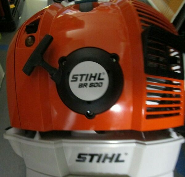 Stihl All in One Gas Powered Backpack Blower BR 600 PREOWNED