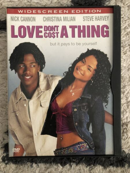 Love Dont Cost a Thing DVD 2004 Widescreen $5.00