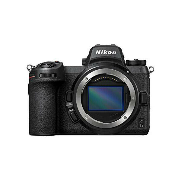 Nikon Z 7II FX Format Mirrorless Camera Body Black