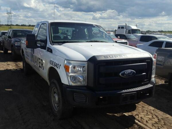 Chassis ECM Transfer Case Under Heater Box Fits 11 14 FORD F250SD PICKUP 712232 $60.00
