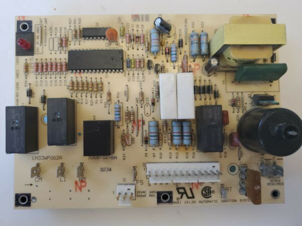 Carrier Furnace Ignition Control Circuit Board 1068 83 123A $63.50