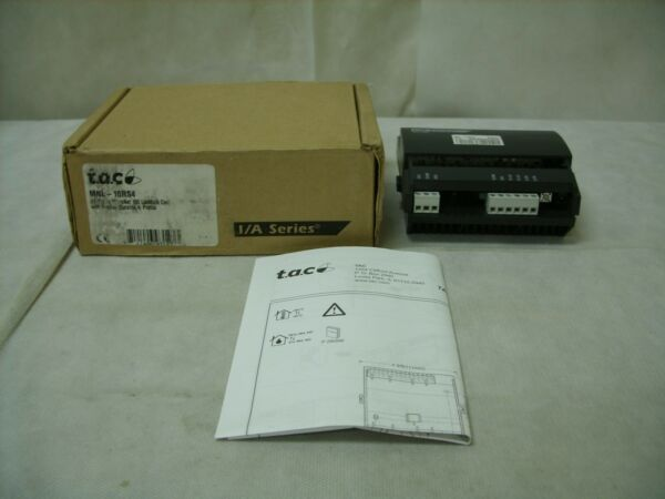 INVENSYS TAC SCHNEIDER MNL 10RS4 I A MicroNet 100 LonMark Controller $99.00