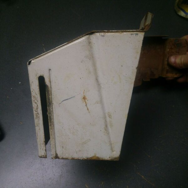 Vintage Ariens Snowblower Heater Box Carb Cover w Cable Slot and Front Choke NLA