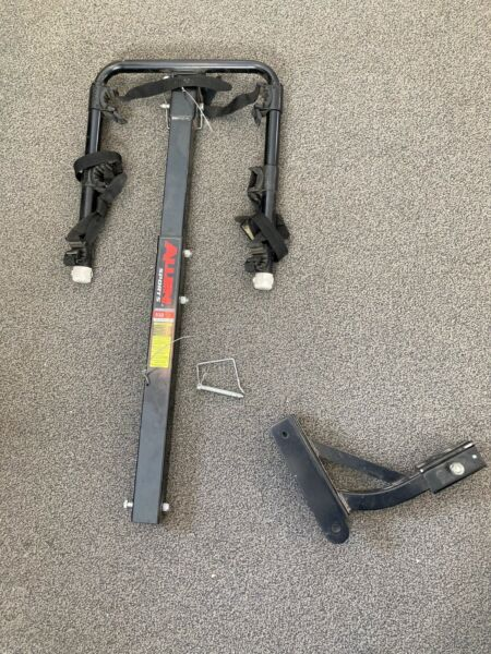 Allen Sports Deluxe 3 Bicycle Hitch Mounted Bike Rack 532RR PREOWNED USED 2quot; $69.00