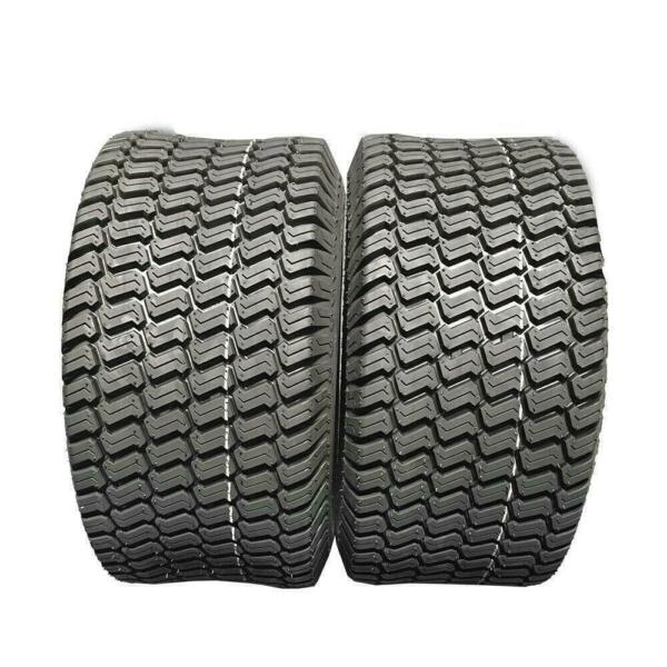 2PK 13X5.00 6 13 500 6 Turf 4 Ply Tractor Lawn Mower Garden Tractor Tires 13x5 6