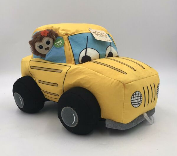 Pets On Safari Dog Toy Dog Jeep Hide Toy For Dogs $25.00