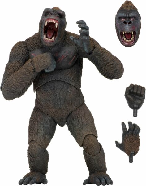 NECA King Kong 7quot; Scale Action Figure King Kong