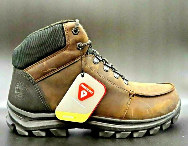 Timberland Men#x27;s Snowblades Lined Mid Boot Brown Size: 10 0A23MP $79.98