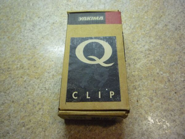 New Yakima Q Clips for Q Towers Q10 Q103 Q124 Q150 and others $45.00
