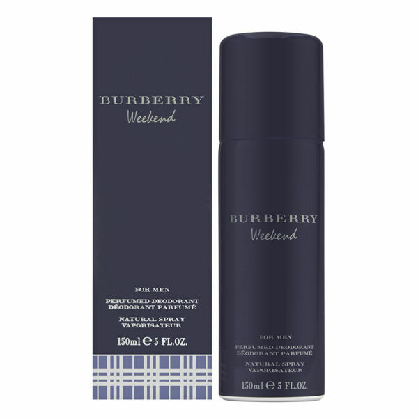 Burberry Weekend by Burberry for Men 5.0 oz Perfumed Deodorant Spray $19.59