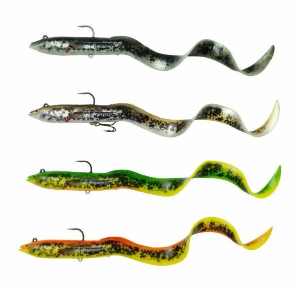 Savage Gear 4D Real EEL PHP Ready to Fish 30 cm 80g new predator crazy price GBP 12.99