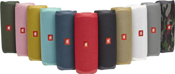 JBL FLIP 5 Waterproof Portable Bluetooth Speaker 4 COLORS. *BRAND NEW SEALED*