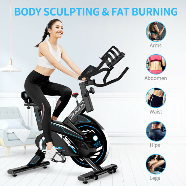 Deluxe Magnetic BikeTablet Holder LCD Monitor Indoor Exercise Cycling Stationary $448.99