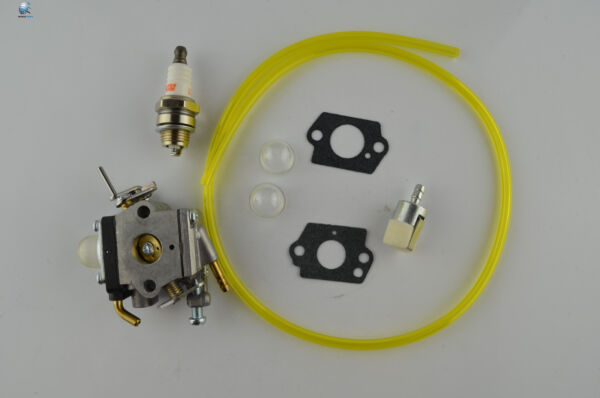 NEW Carburetor kit 545008097 fits Husqvarna 129C 129L 129R 129LDX 129RJ US $17.99