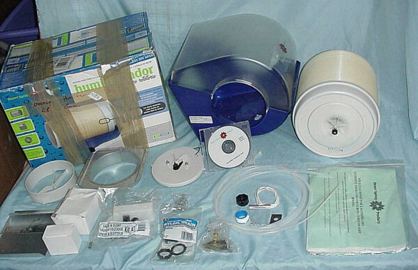 New Desert Spring DS3200 Rotary Disk Disc Home House Furnace Humidifier 3200sq#x27; $199.99