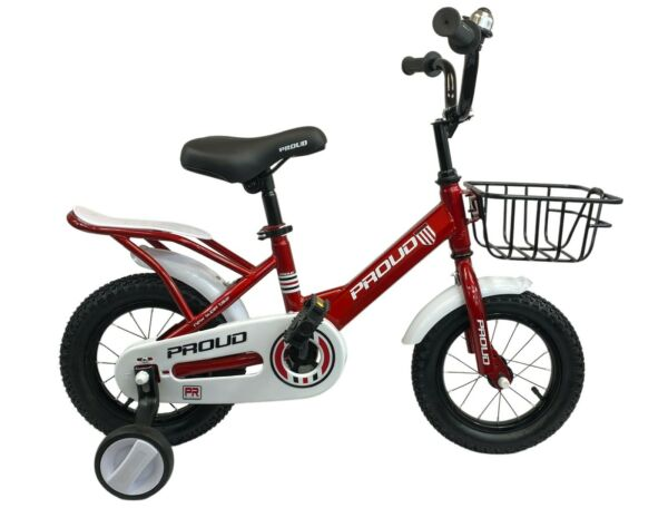 PROUD Kids Bike for Boy Girls Bicycle with Trainning Wheels 12 Inch 2 4 years $59.00
