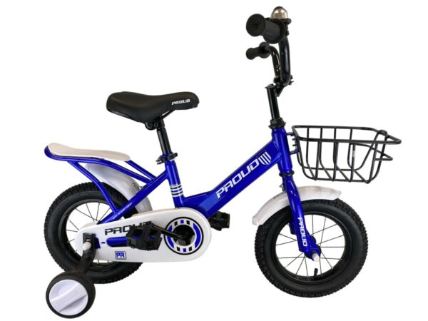PROUD Kids Bike for Boy Girls Bicycle with Training Wheels 12 Inch 2 4 years 12quot; $59.00