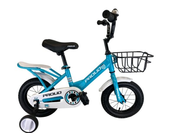 PROUD Kids Bike for Boy Girls Bicycle with Training Wheels 12 Inch 2 4 years a $74.99