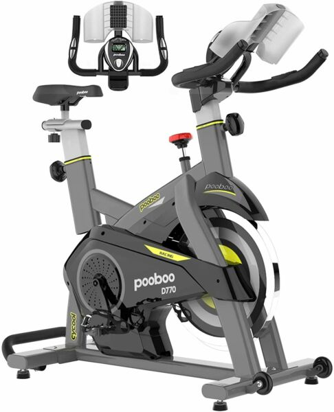 Indoor Exercise Magnetic Cycling Exereise Bikes Workout Home Commercial Aerobic $298.79