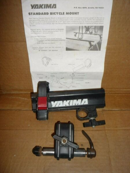 Yakima Standard Bike Mount Fork Mount Bike Carrier pre Boa $20.00