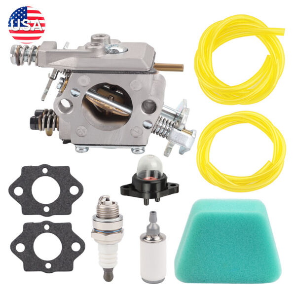 High quality Carburetor for Poulan Chainsaw 1950 2050 2375 Wild Thing 2375 WT 89 $11.99