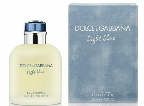 Dolceamp;Gabbana Light Blue 4.2oz Men#x27;s Eau de Toilette