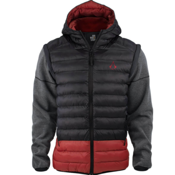 Assassin#x27;s Creed official Urban Vest BRAND NEW With Tags C $90.00