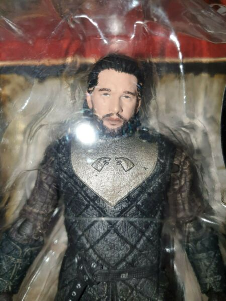 McFarlane Game of Thrones John Snow 7 Inch Action Figure New Sealed