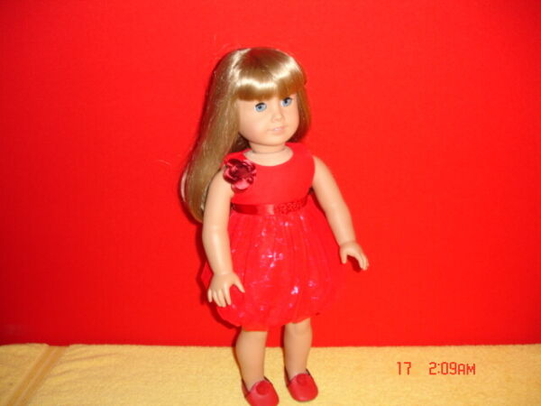 American Girl Doll by Pleasant Company in great condition