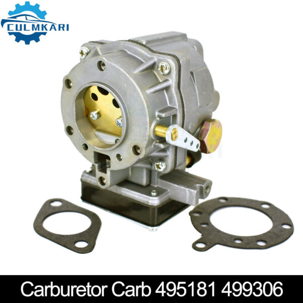 Carburetor Carb 495181 499306 Fits Briggs amp; Stratton 693480 693479 694056 $27.99