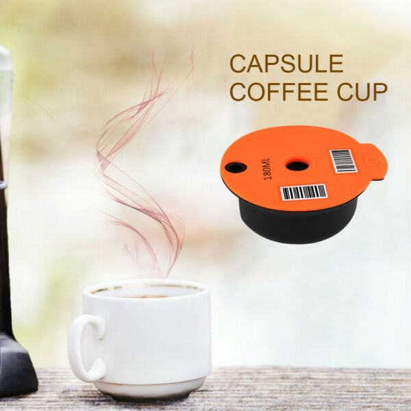 Reusable Tassimo Coffee Capsules Cup Door Filter Pods Household Kitchen Gadgets