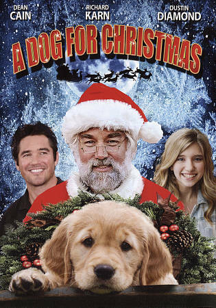 A Dog for Christmas DVD 2015 $7.48