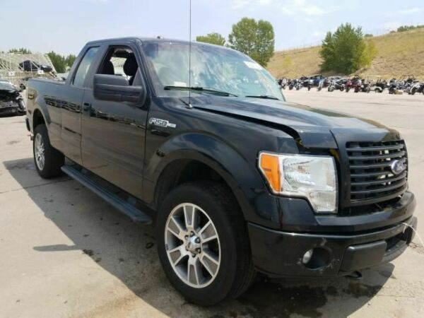 Chassis ECM Transfer Case Under Heater Box Fits 12 14 FORD F150 PICKUP 824440 $95.00