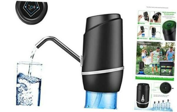 5 Gallon Water DispenserElectric Drinking Water Pump Portable Water Dispenser