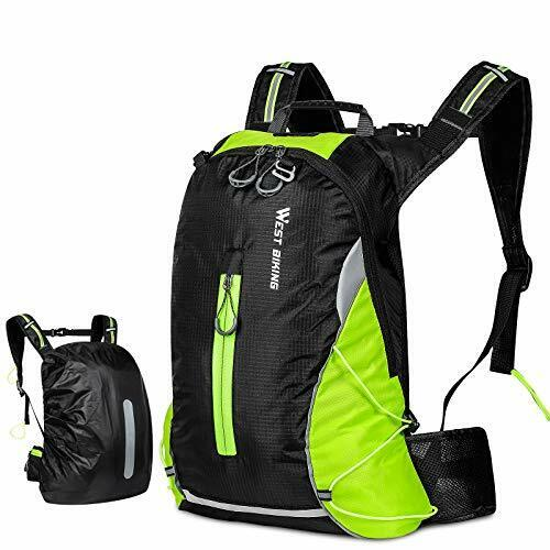 16L Waterproof Cycling BackpackMountain Bike Accessories for Men Breathable GBP 23.75