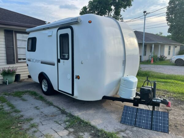 2006 Egg Camper 17#x27; Travel Trailer Very Rare One of a kind Like Scamp Casita $16800.00