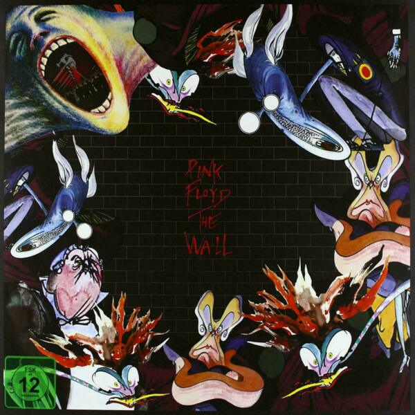 Pink Floyd The Wall The Wall Immersion Box Set Audio CD 1234567 NEW $84.99