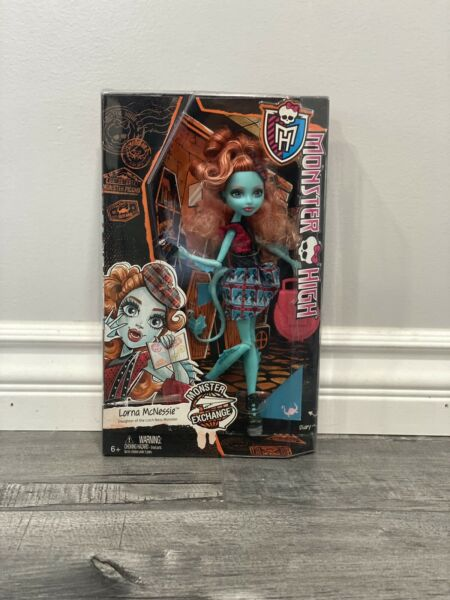 Monster High Lorna McNessie Doll $40.00